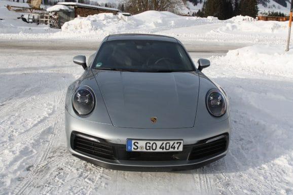 Der neue Porsche 911 (992)