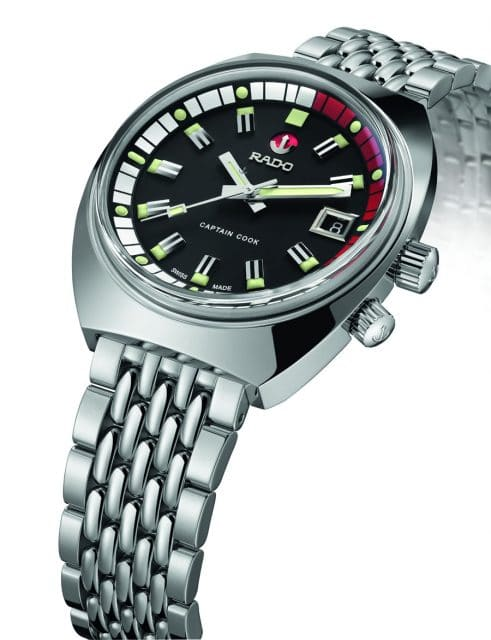 Rado: Tradition Captain Cook MKII Automatic Limited Edition