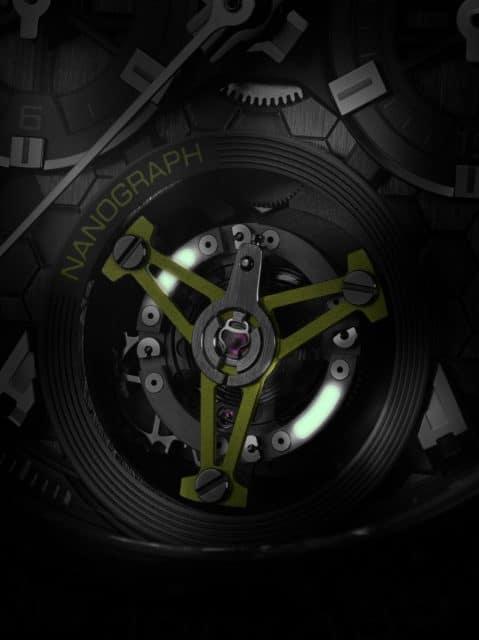 Die Unruh leuchtet: TAG Heuer Carrera Calibre Heuer 02T Tourbillon Nanograph
