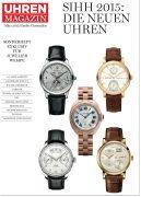 Produkt: Exklusiv für Juwelier Wempe: Die Uhren vom SIHH 2015