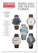 Produkt: Sonderheft exklusiv für Juwelier Wempe: Baselworld 2015 – Die wichtigsten neuen Uhren