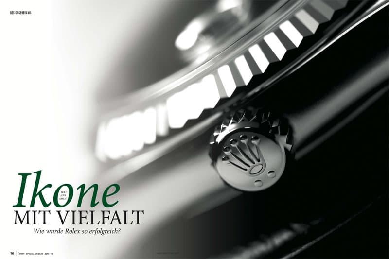 Produkt: Download Artikel: Wie wurde Rolex so erfolgreich?