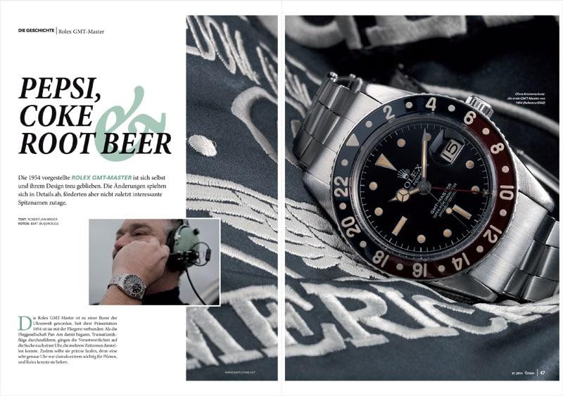 Produkt: Download Die Geschichte: Rolex GMT-Master