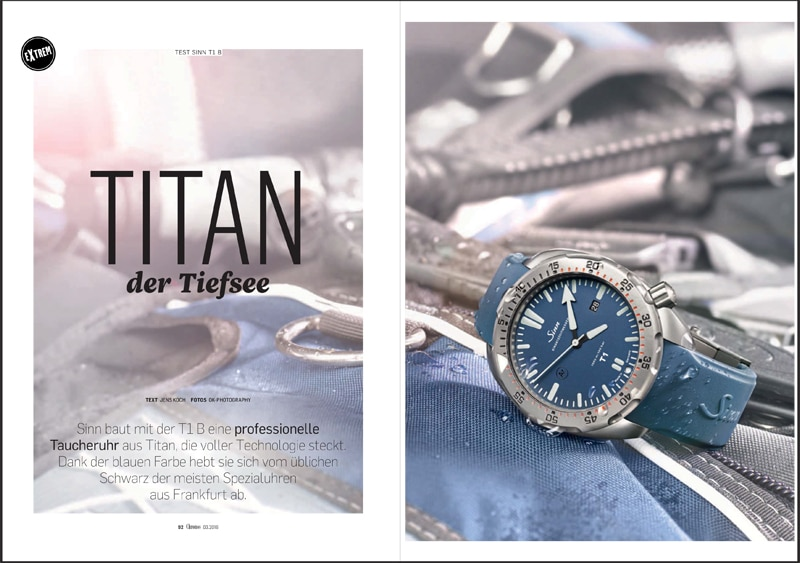 Produkt: Download: Die Sinn T1 B im Test