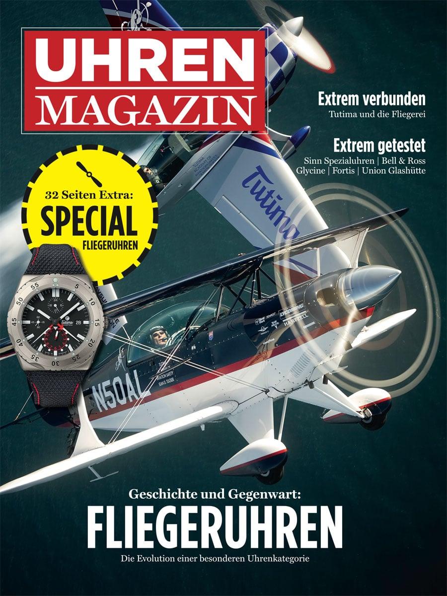 Produkt: Download: Großes Fliegeruhren-Special