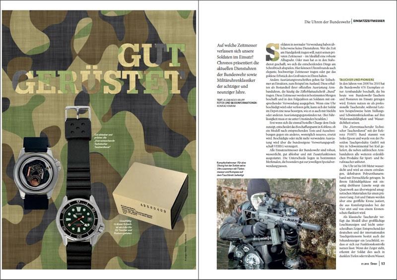 Produkt: Download Militäruhren: Die Uhren der Bundeswehr