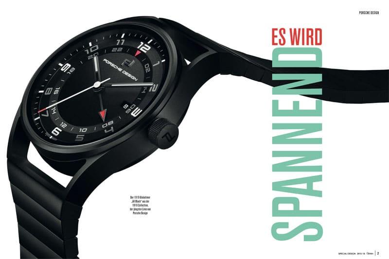 Produkt: Download Artikel: Der Neuanfang von Porsche Design