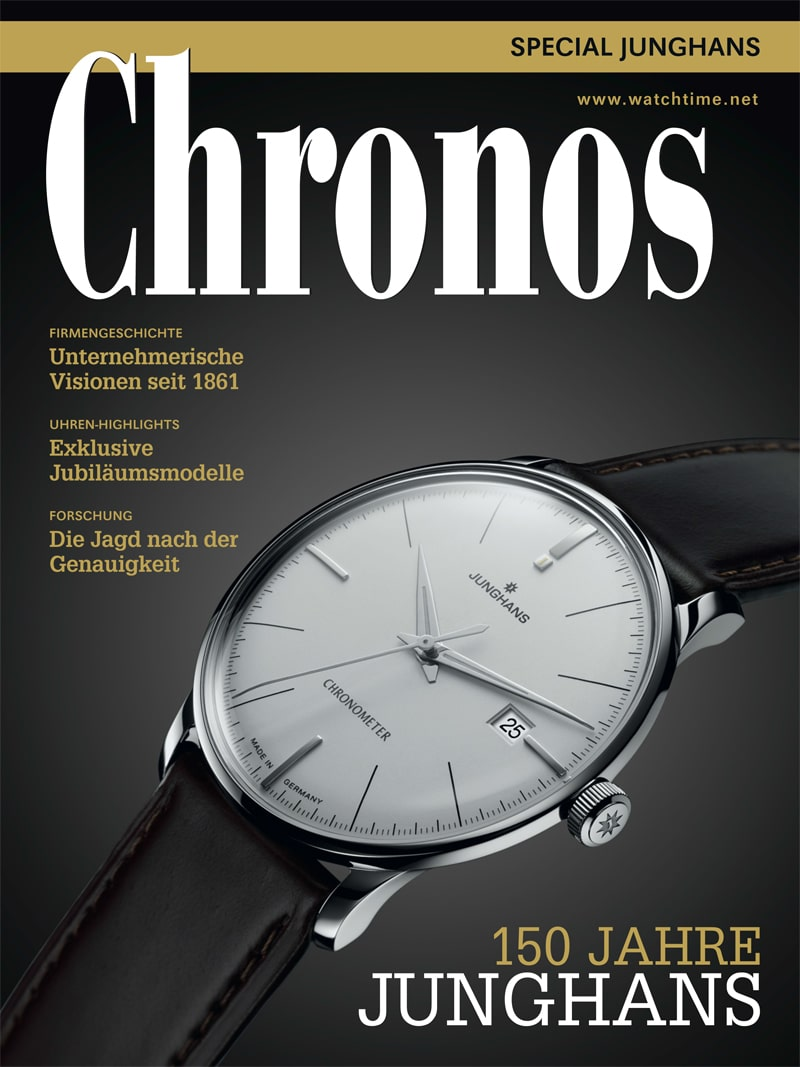 Produkt: Download Chronos Special: Junghans