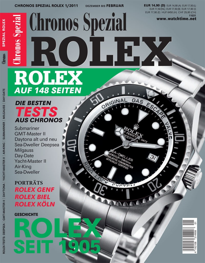 Produkt: Download Chronos Spezial: Rolex
