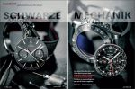 Produkt: Download Vergleichstest Omega Speedmaster versus Breitling
