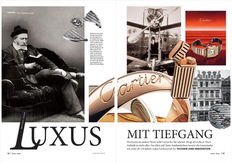 Produkt: Download Meilensteine: Cartier