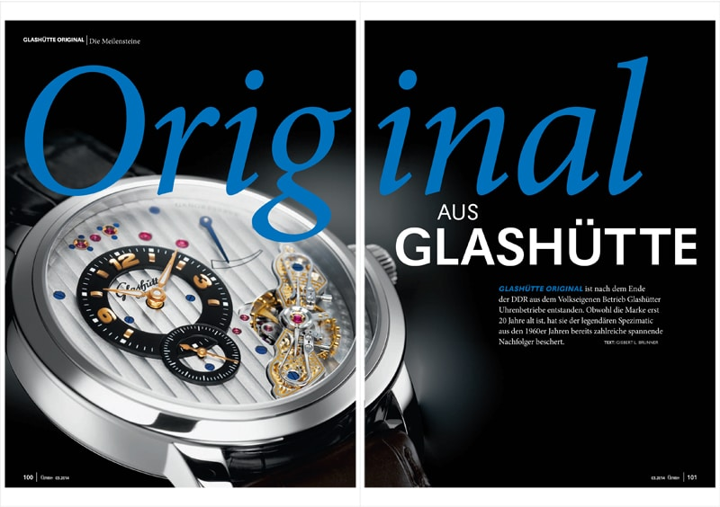 Produkt: Download Meilensteine: Glashütte Original