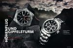 Produkt: Download Vergleichstest Chronographen: Tutima versus Alpina