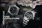 Produkt: Download Vergleichstest Chronographen: Tutima versus Alpina
