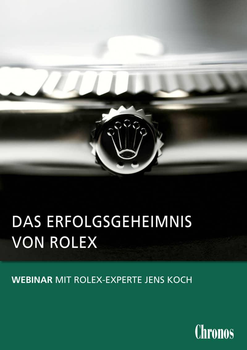 Produkt: Video-Vortrag: Das Erfolgsgeheimnis von Rolex