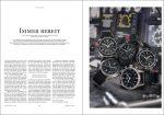 Produkt: Vergleichstest Flieger-Chronographen: Alpina, Hamilton, Sinn, Wempe, Zeno-Watch Basel