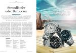 Produkt: Download Vergleichstest Taucheruhren: Breitling, IWC und Omega