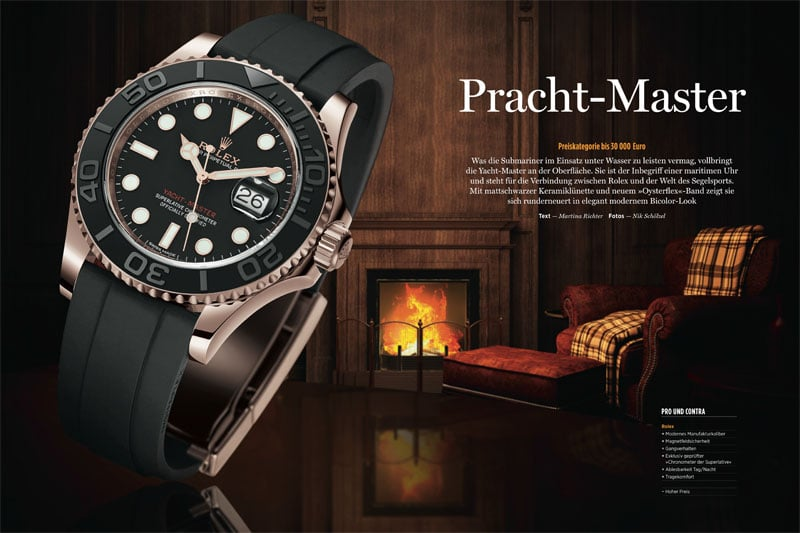 Produkt: Download: Rolex Oyster Perpetual Yacht-Master im Test