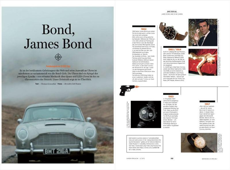 Produkt: Download: Die Uhren von James Bond