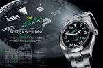 Produkt: Download: Einzeltest Rolex Oyster Perpetual Air-King