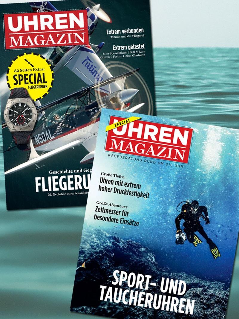 Produkt: Uhren für Flieger & Taucher