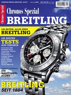 Produkt: Chronos Spezial Breitling Digital 2013