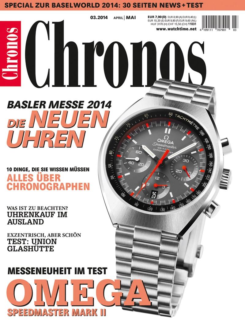 Produkt: Chronos Digital 3/2014