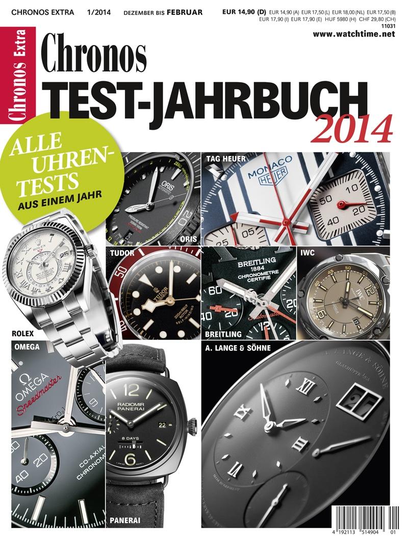 Produkt: Chronos Testjahrbuch Digital 2014