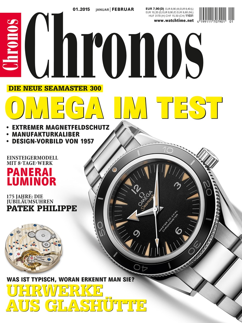 Produkt: Chronos Digital 01/2015