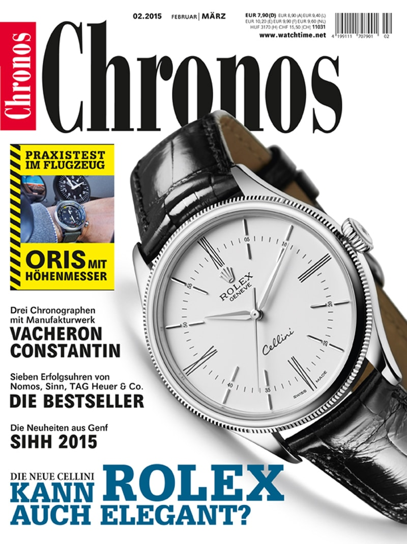 Produkt: Chronos Digital 02/2015