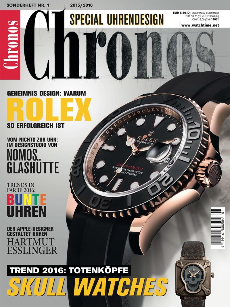 Produkt: Chronos Special Design 2015/2016 (digital)