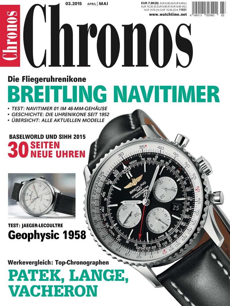 Produkt: Chronos Digital 03/2015