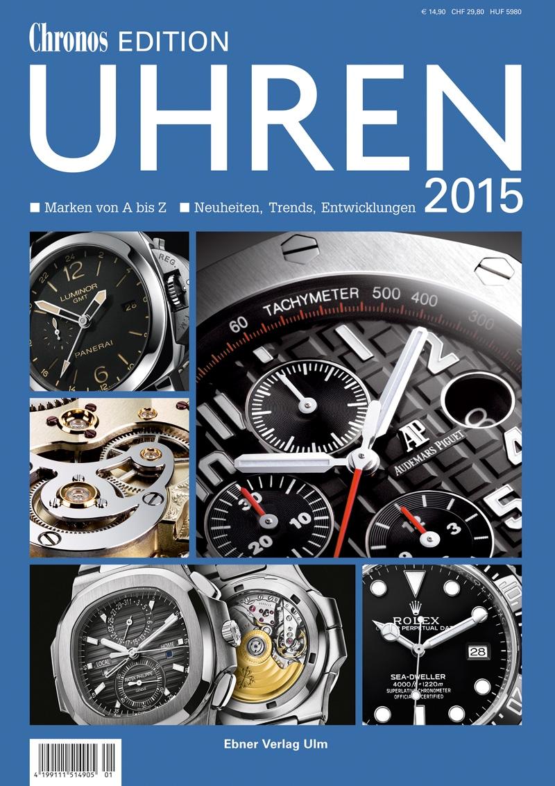 Produkt: Chronos Edition Uhren 2015 (digital)