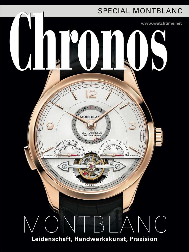 Produkt: Chronos Special Montblanc Digital 2015