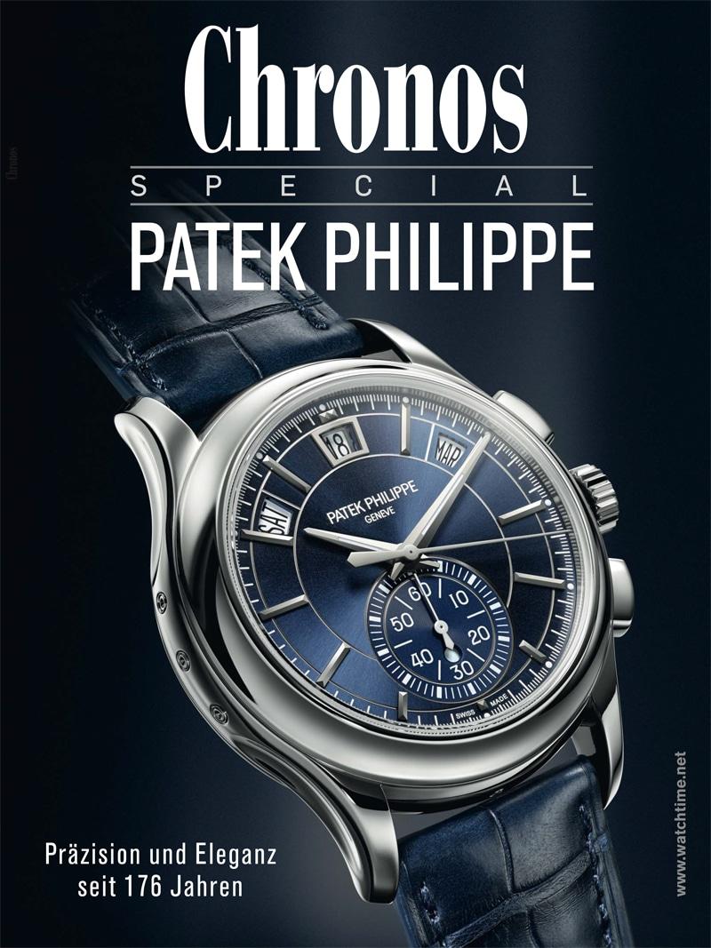 Produkt: Chronos Special Patek Philippe 2015 Digital