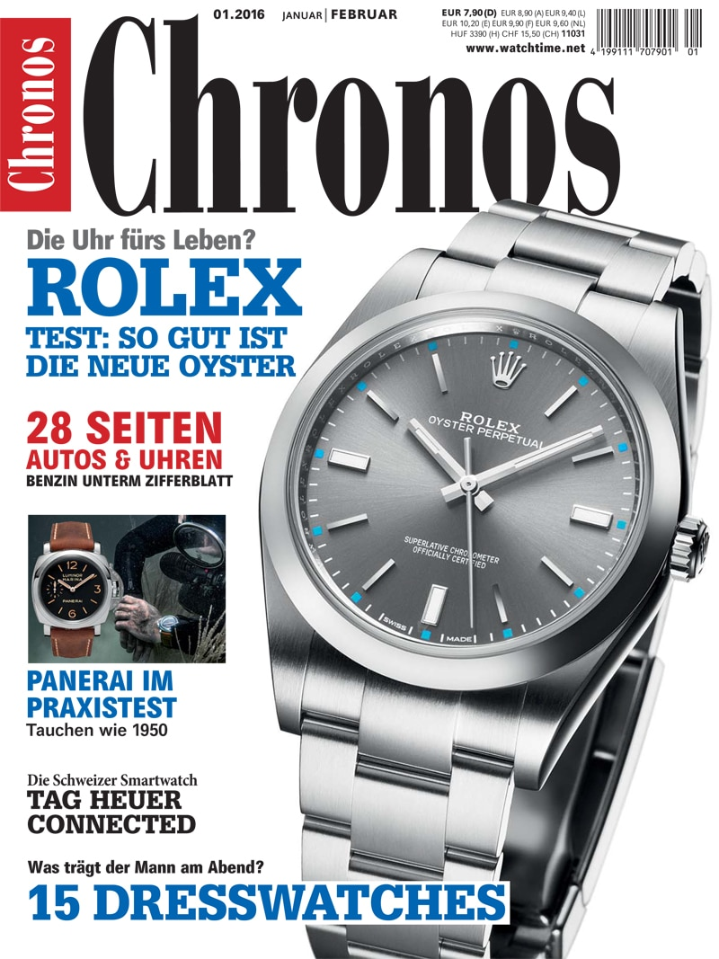 Produkt: Chronos Digital 01/2016