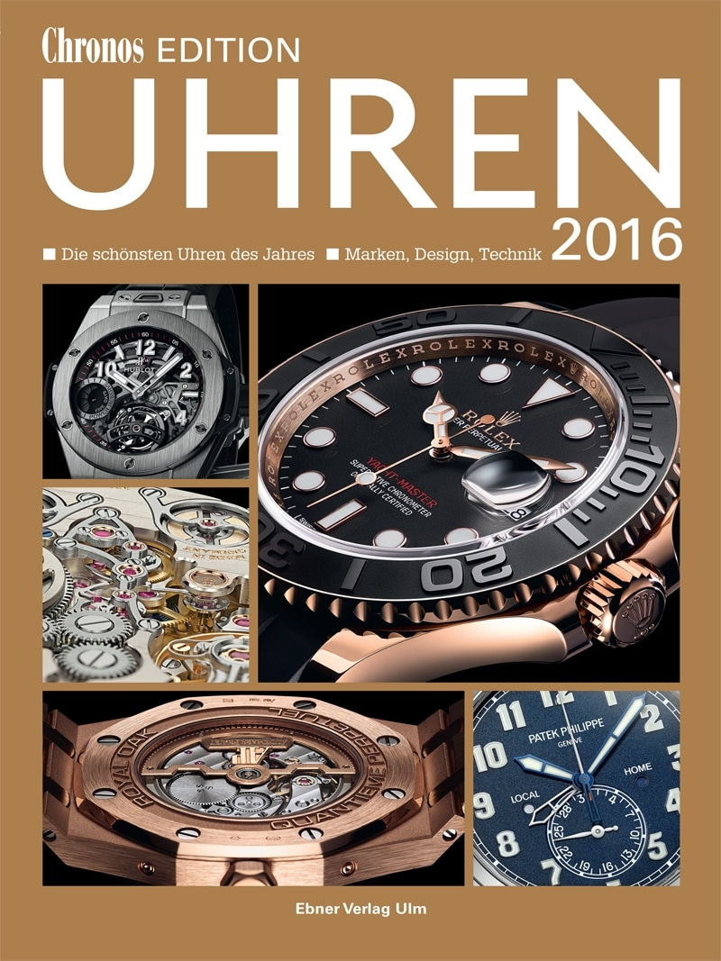 Produkt: Chronos Edition Uhren 2016 (digital)