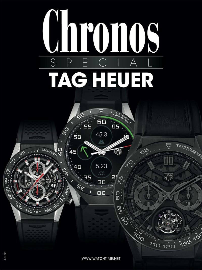 Produkt: Chronos Special Tag Heuer Digital 2016