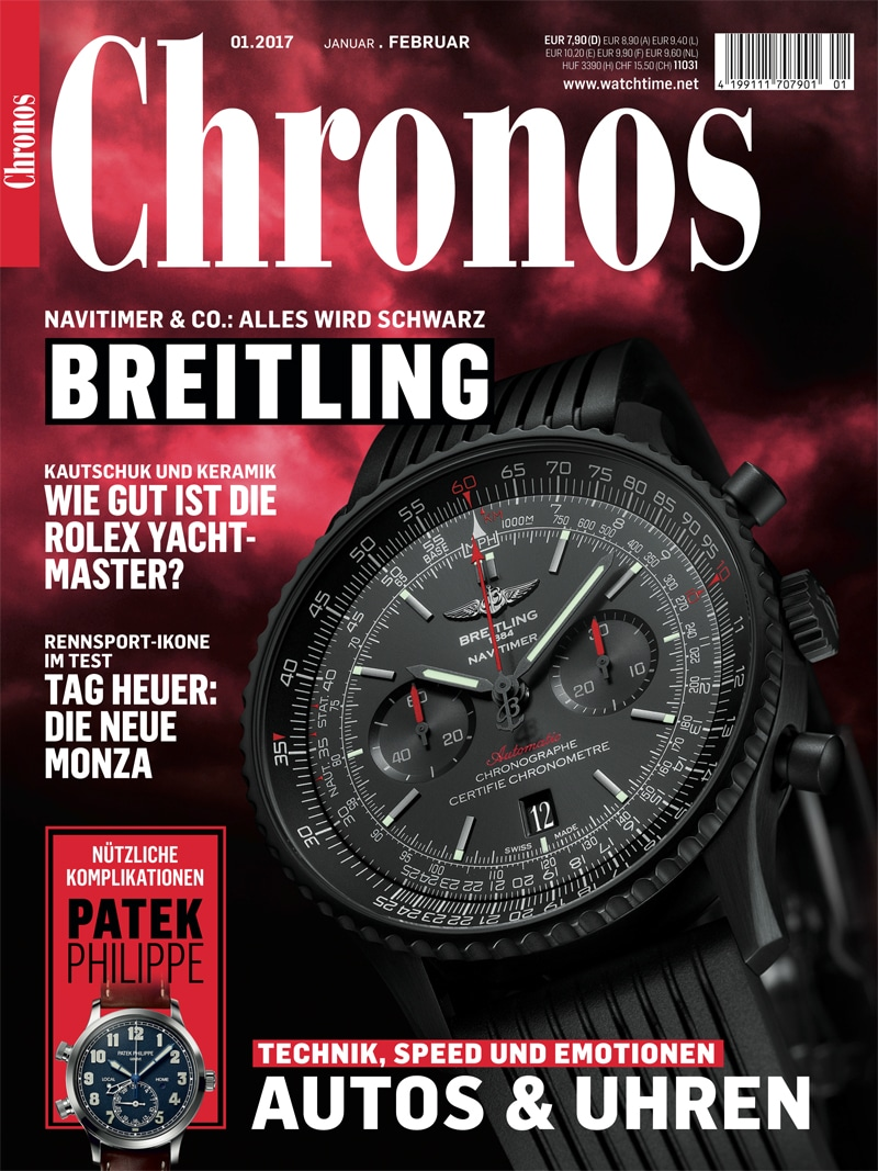 Produkt: Chronos Digital 01/2017
