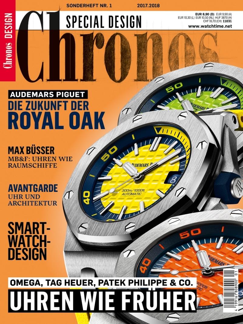 Produkt: Chronos Special Design 2017/2018 (digital)