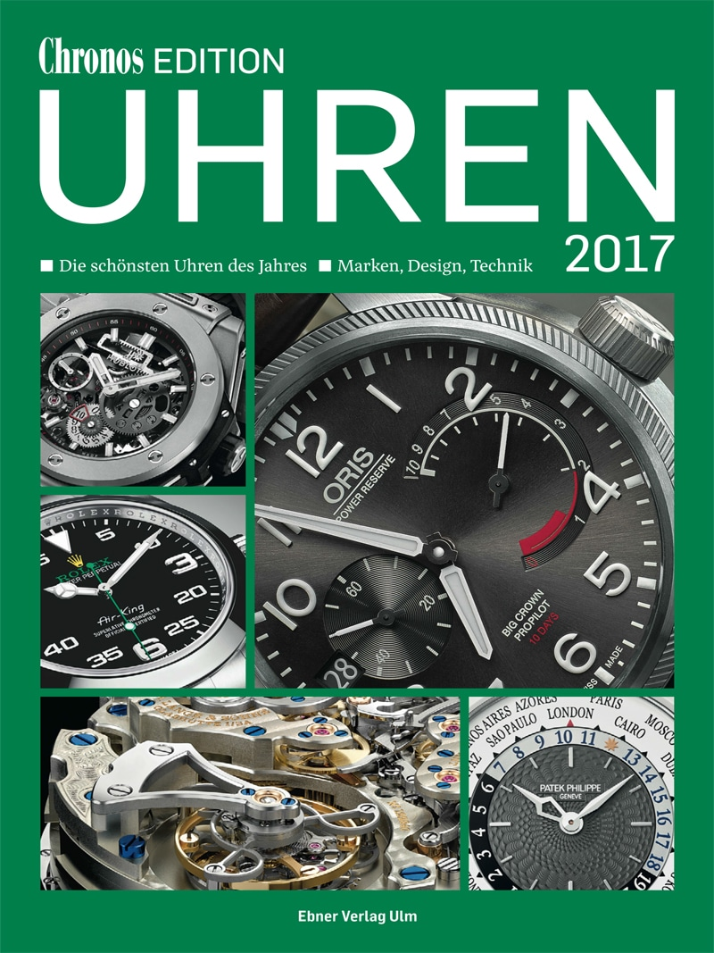 Produkt: Chronos Edition Uhren 2017 (digital)