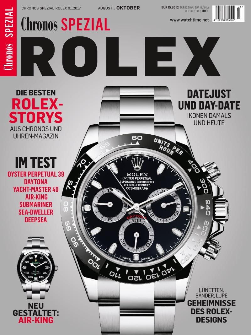 Produkt: Chronos Spezial Rolex 2017 Digital