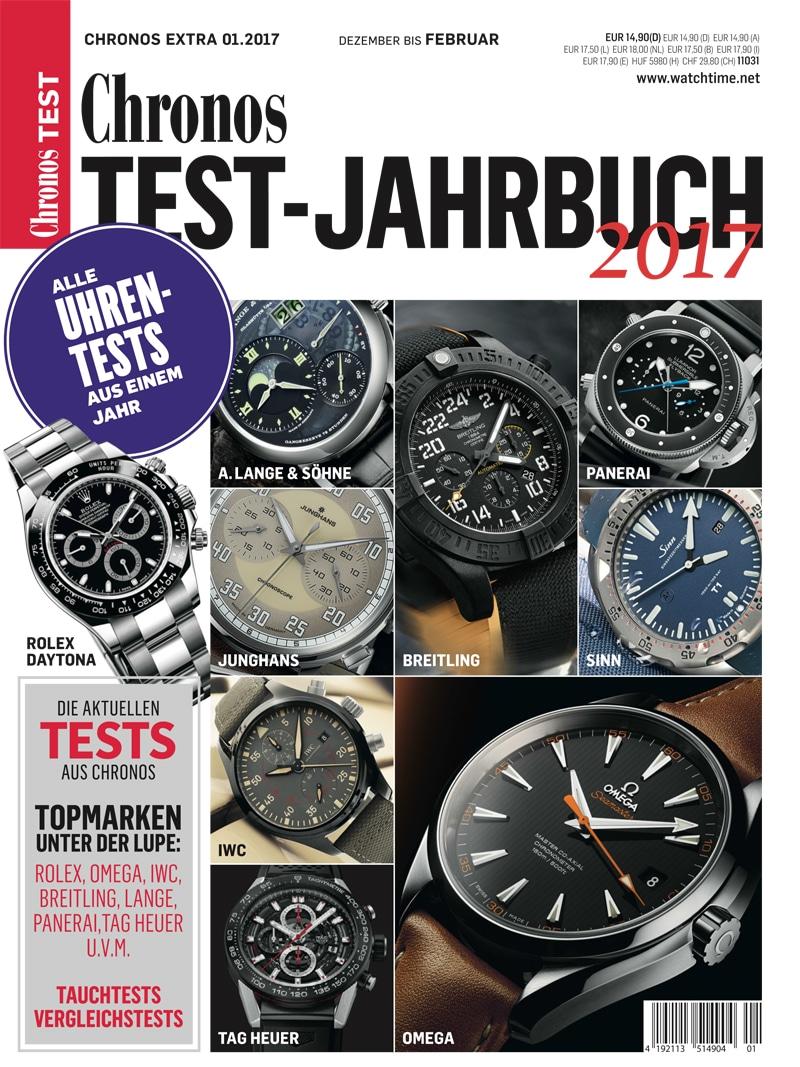 Produkt: Chronos Testjahrbuch Digital 2017