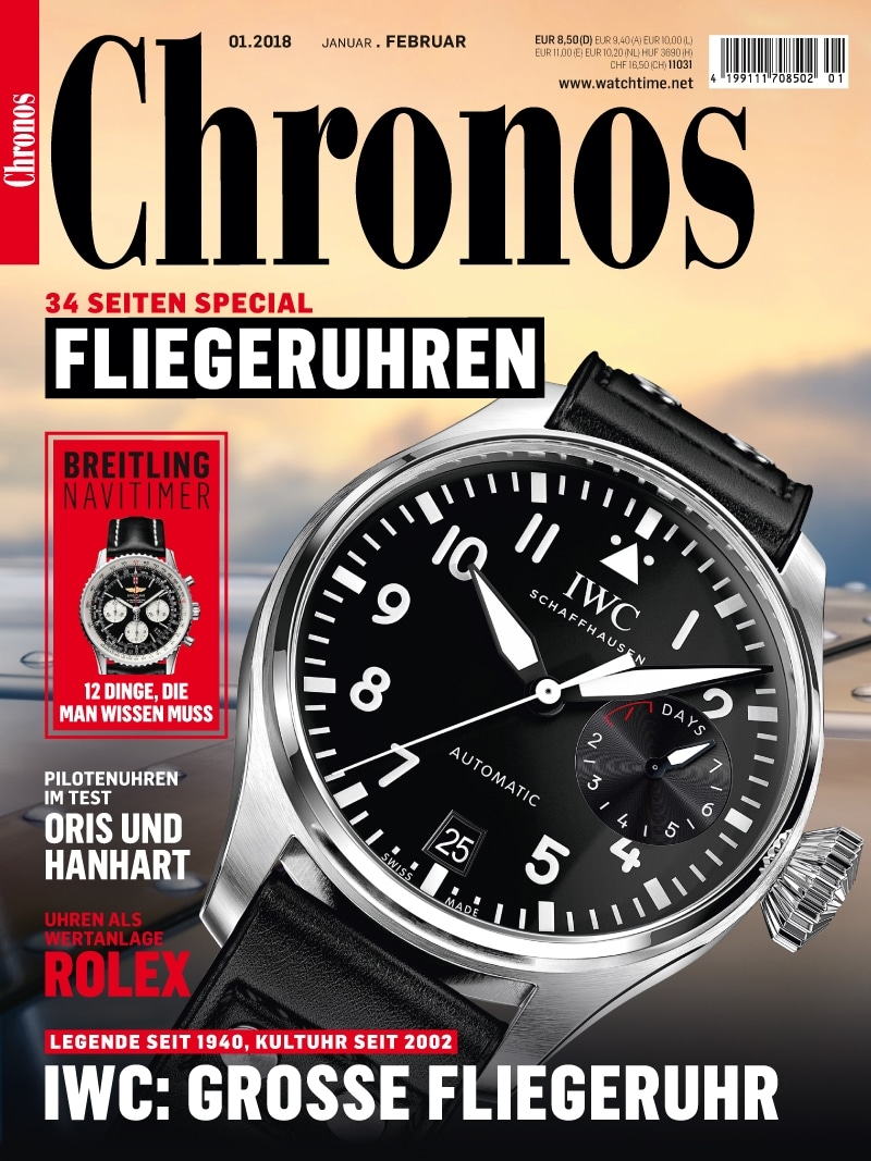 Produkt: Chronos Digital 01/2018