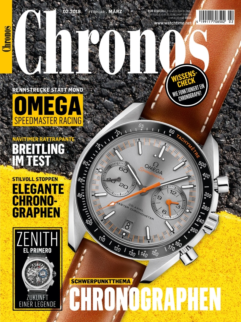 Produkt: Chronos Digital 02/2018