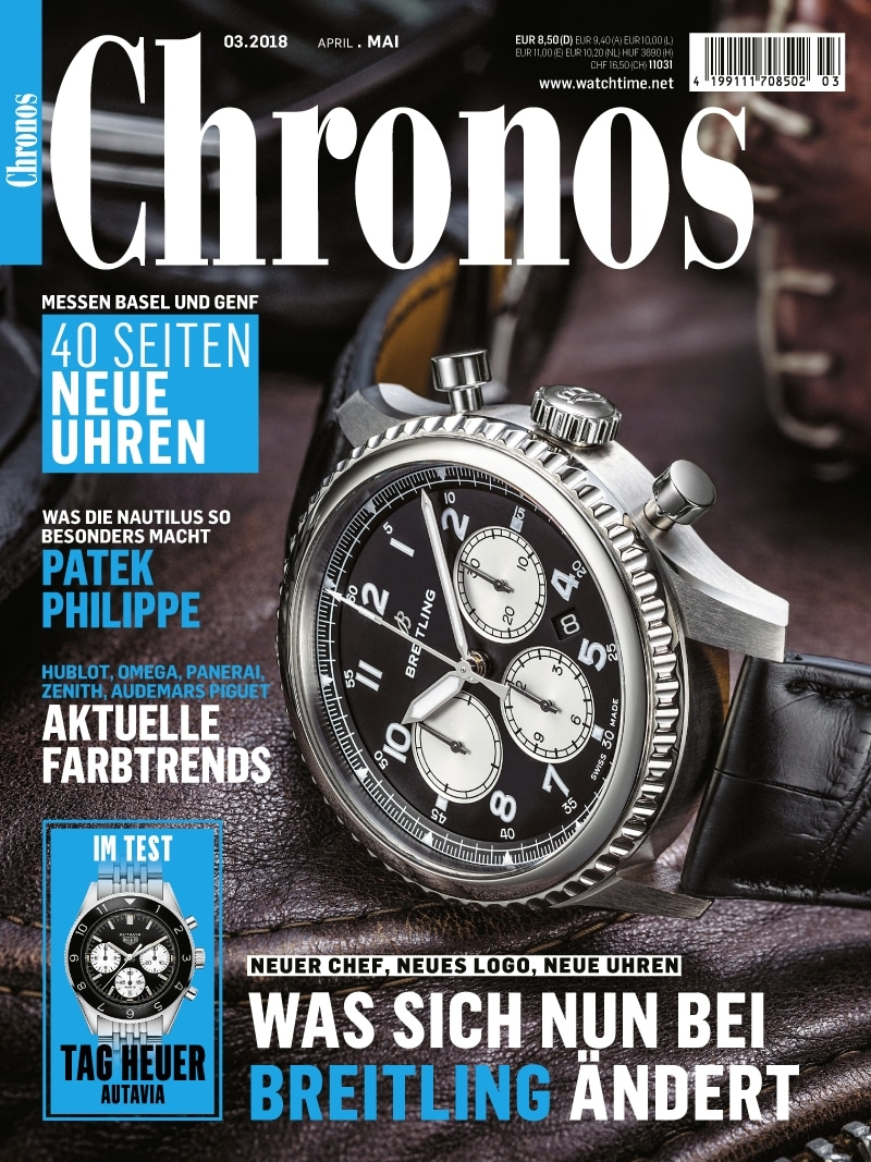 Produkt: Chronos Digital 03/2018