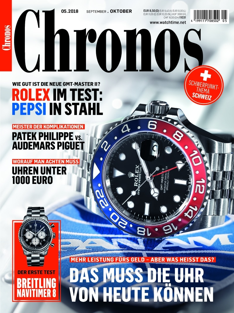 Produkt: Chronos Digital 05/2018