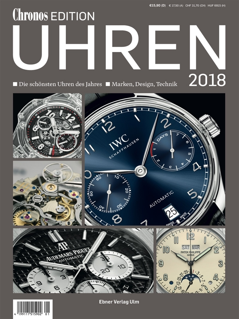 Produkt: Chronos Edition Uhren 2018 digital