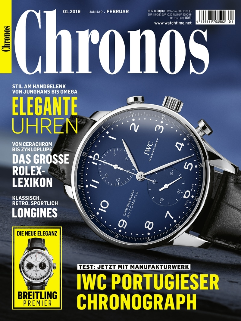 Produkt: Chronos 01/2019 Digital
