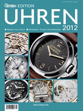 Produkt: Chronos Edition Uhren 2012 (digital)